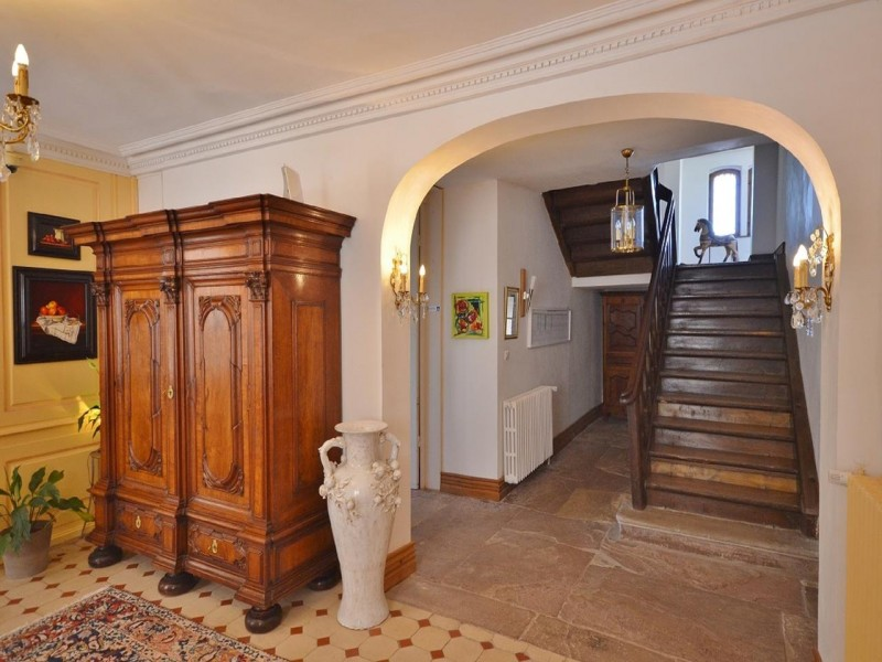 Château De Grunstein bnb chambres dhotes 3 entree