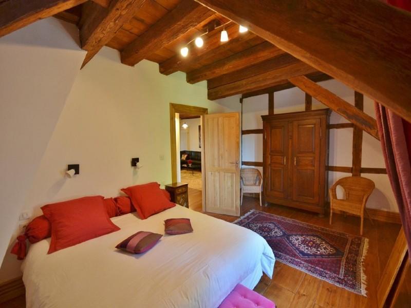 Château De Grunstein bnb chambres dhotes 4 chambre 1