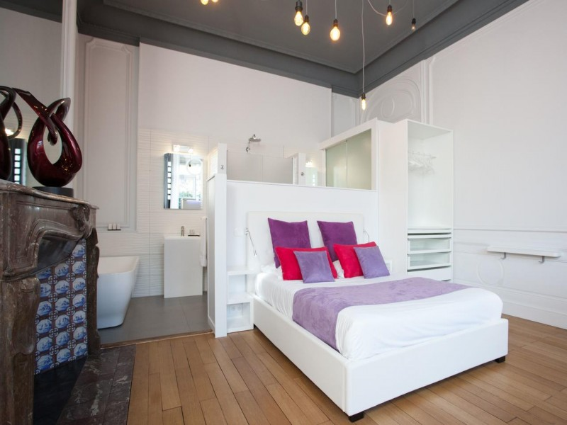 lesplanade lille bnb chambres dhotes 4 chambre 1