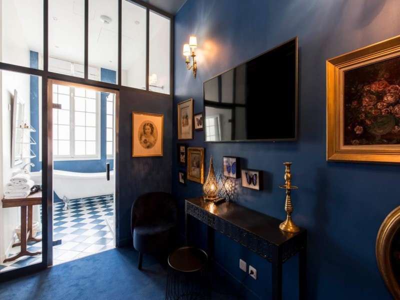 sourire boutique hotel particulier bnb chambres dhotes 8 salle de bain
